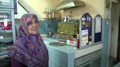 Kahvehanenin 10 yıllık kadın işletmecisi - BİLECİK