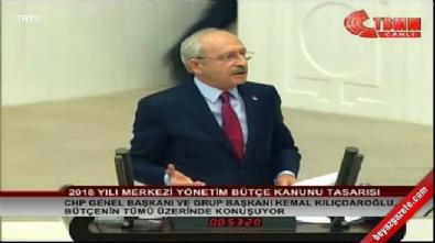 Kılıçdaroğlu: Sayın Erdoğan'a sormak istiyorum...