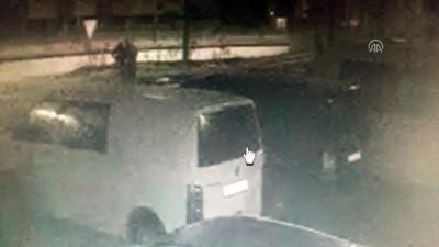 cinayet - Cinayet öncesi tartışma güvenlik kamerasında- BARTIN