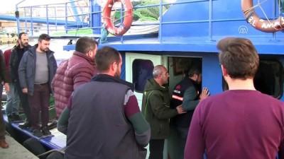Kaptan, balık avı sırasında öldü - DÜZCE