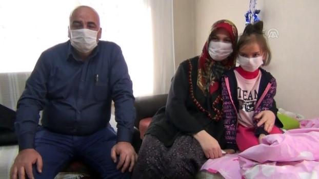 tedavi sureci - Küçük yaşında 'büyük' derdiyle mücadele ediyor - HATAY
