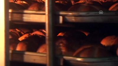 Leblebi tozundan ekmek üretildi - ÇORUM