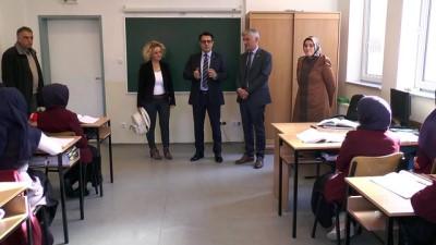 TİKA'dan Makedonya'ya eğitim yardımı - KALKANDELEN