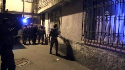 Adana'da silah kaçakçılığı operasyonu: 8 gözaltı