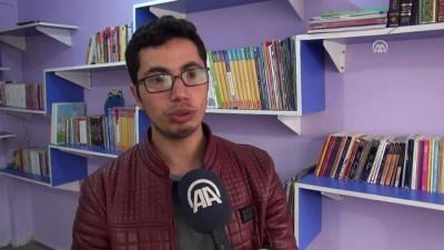 Aybüke öğretmenin adı kütüphanede yaşatılacak - MUŞ