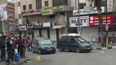Batı Şeria'daki gösterilerde 18 Filistinli yaralandı (2) - EL HALİL