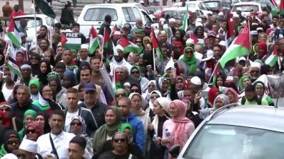 Güney Afrika'da ABD Başkanı Trump'ın Kudüs kararı protesto edildi - CAPE TOWN