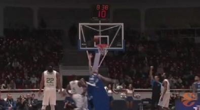 Zenit St Petersburg - ASVEL Villeurbanne:89- 92 Basketbol Maç Özeti