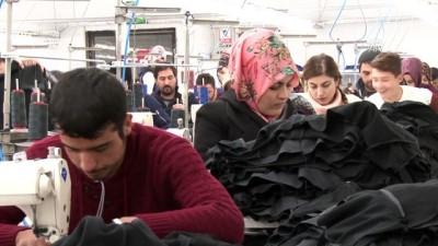 15 ülkeye tekstil ihracatı - MUŞ