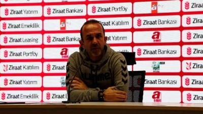 Atiker Konyaspor-Batman Petrolspor maçının ardından - KONYA