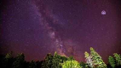 Murat Dağı'nda 'Geminid' meteor yağmuru - KÜTAHYA