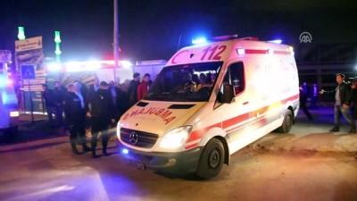 Spor kompleksi inşaatında göçük: 2 yaralı - İSTANBUL