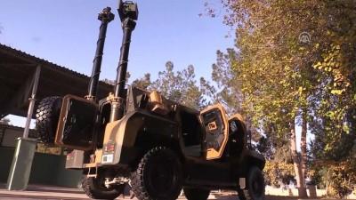 TSK'dan olası saldırılara karşı 'Roket Koruma Ağı' - GAZİANTEP