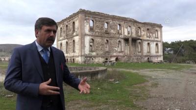 Asırlık 'Ziraat Mektebi' turizme kazandırılacak - BALIKESİR