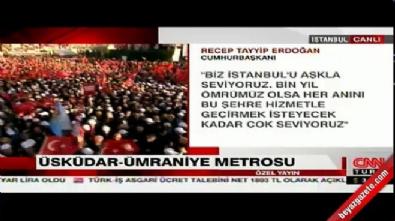 Cumhurbaşkanı Erdoğan'dan 'Ataşehir' yorumu: Daha çok şeyler gelecek