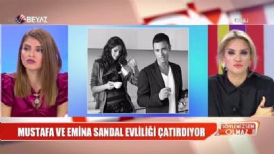 soylemezsem olmaz - Emina Sandal - Mustafa Sandal çifti hakkında flaş iddia
