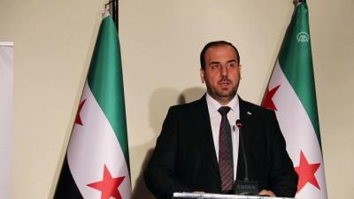 Hariri: 'Cenevre süreci büyük bir tehlike içinde' - CENEVRE