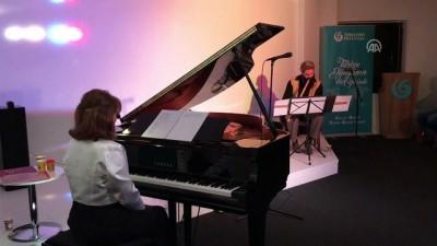 Hollanda'da doğu ve batı klasik müziği konseri - AMSTERDAM