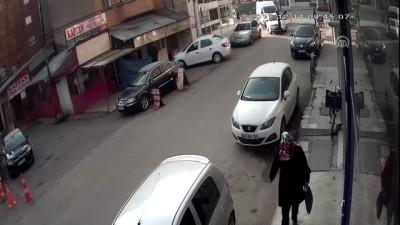 Kamyonetten hırsızlık kamera görüntüleriyle çözüldü - SİVAS