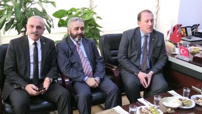 Karacan: 'Şimdi de ekonomi üzerinden bir algı yürütmeye başladılar' - MERSİN