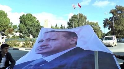 basin ozgurlugu - KKTC'de Erdoğan'a hakaret içeren karikatüre tepki - LEFKOŞA