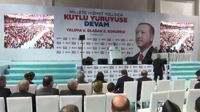 AK Parti Genel Başkan Yardımcısı Ataş: ''Liderimize layık bir çalışmaya davet ediyorum sizleri'' - YALOVA