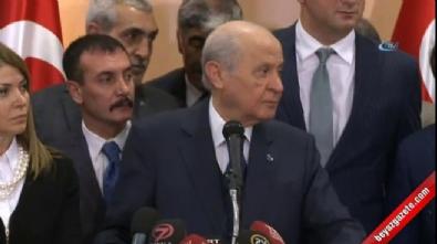 devlet bahceli - Devlet Bahçeli: Özür dile Rıdvan