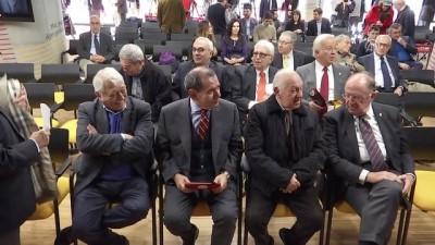 Galatasaray Lisesi'nin 150. kuruluş yılı etkinlikleri - Dursun Özbek - İSTANBUL