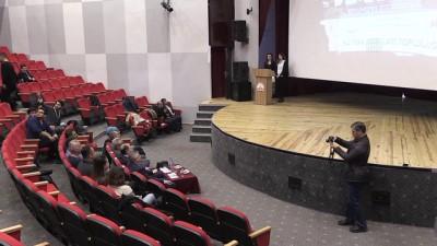 'Türkiye'de Hayvan Hakları' konferansı - EDİRNE