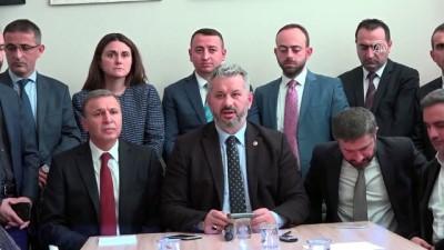 Ataşehir Belediye Başkan Vekilliği seçimi - AK Parti İstanbul Milletvekili Turan - İSTANBUL