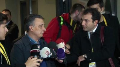 Beşiktaş-Osmanlıspor maçının ardından - Ahmet Nur Çebi - İSTANBUL