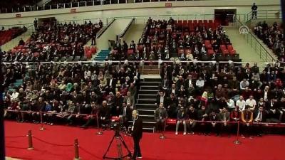 Cumhurbaşkanı Erdoğan: ''Mesnevi, uçsuz bucaksız bir deryadır'' - KONYA