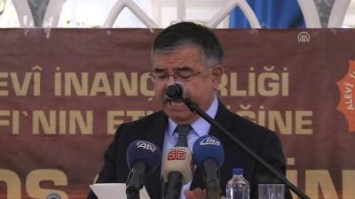 Milli Eğitim Bakanı Yılmaz: 'Tüm inanç ve kültürlerin yaşaması ve geleceğe aktarılması bizlere vazifedir' - ANKARA
