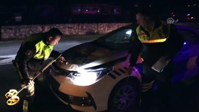 Polis aracının çarptığı genç kız öldü - SAKARYA