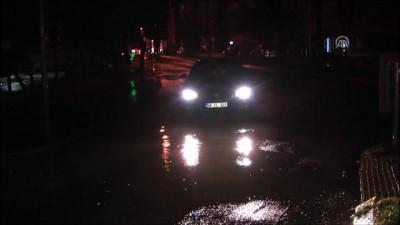 Silivri'de yağış (2) - İSTANBUL