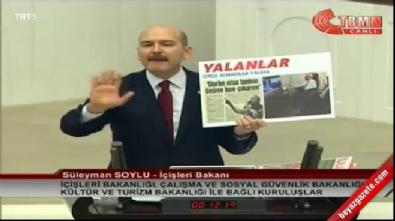 icisleri bakanligi - Süleyman Soylu: AK Parti'de ByLock'çu vekil bulun istifa etmeyen şerefsizdir
