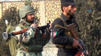 - Afganistan'da saldırı