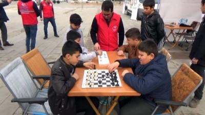 Erzincan Mobil Gençlik Merkezi gençler için yollarda