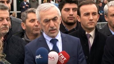 Kağıthane Belediye Başkanı Fazlı Kılıç, FETÖ davasını takip etti