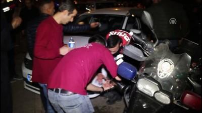 Ruhsatsız tabanca taşıyan kişi gözaltına alındı - ADANA