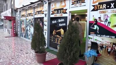 Suriyeli sporcu hayallerine Türkiye'de kavuşmak istiyor - ŞANLIURFA