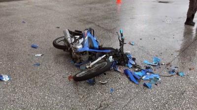 Trafik kazası: 2 ölü - ANTALYA