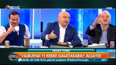 Ahmet Çakar'ın yorumu Sinan Engin'i çılgına çevirdi
