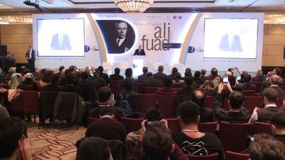 Bakan Kurtulmuş: 'Ali Fuad Başgil, ahlak ve fazilet sahibi önemli bir bilim adamı ve alimdi' - ANKARA