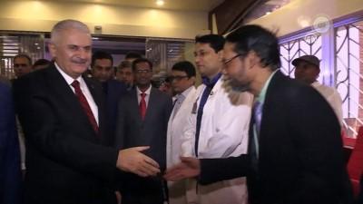 Başbakan Yıldırım, TİKA tarafından yaptırılan kemoterapi ünitesi açılışında - Detaylar - DAKKA
