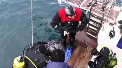 Denizlerin Terk Edilmiş Av Araçlarından Temizlenmesi Projesi - ÇANAKKALE