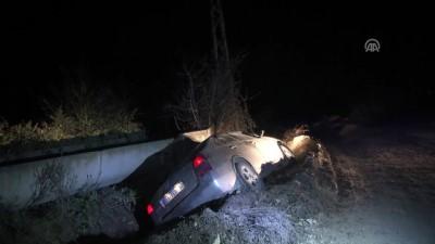 Polisten kaçan sürücü kaza yapınca yakalandı - ADANA