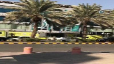 Riyad'a Fırlatılan Füze İmha Edildi