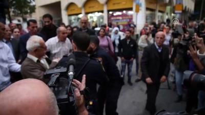 isgal - ABD'nin Kudüs'ü başkent olarak tanımasına tepkiler - KUDÜS