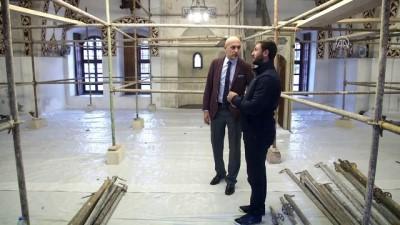 Anadolu'nun en eski camisi Habib-i Neccar'da restorasyon - HATAY